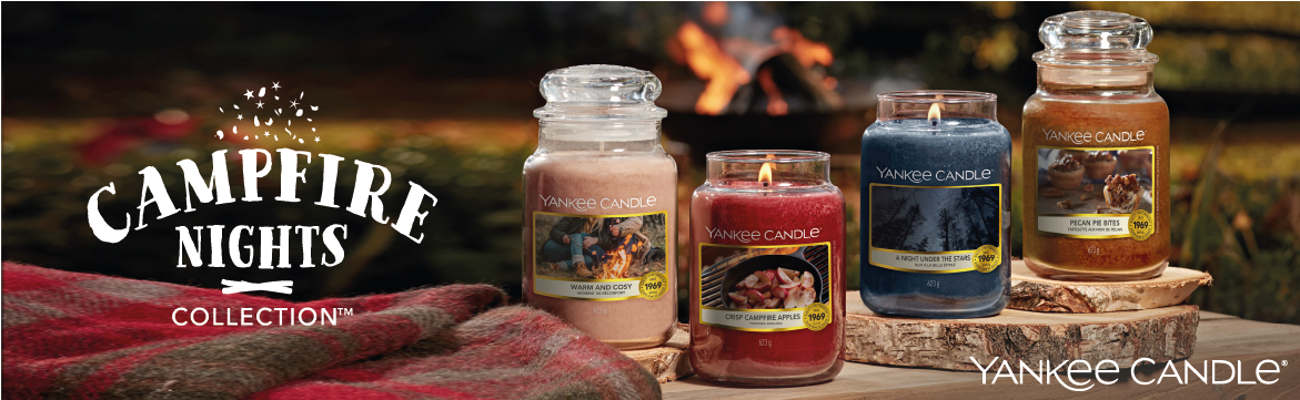 Yankee Candle Campfire nights 2020