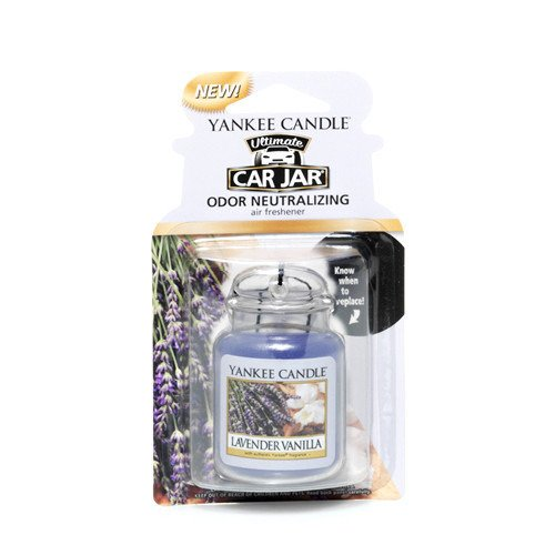 CAR JAR ULTIMATE LAVENDER VANILLA
