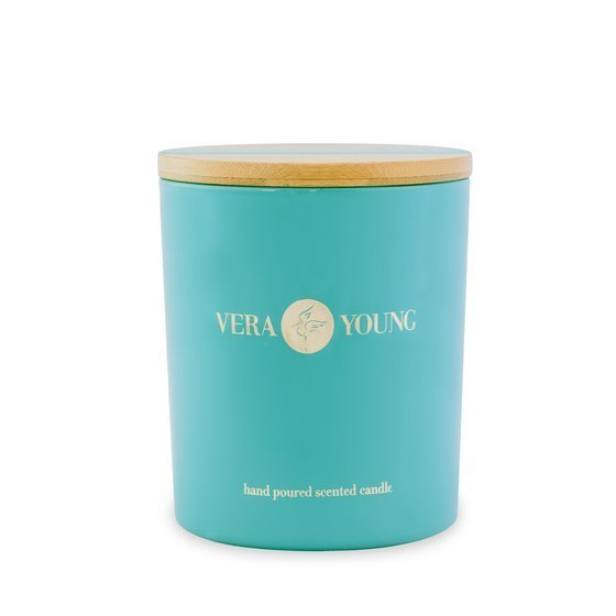 ŚWIECA VERA YOUNG BLISS BLACKCURRANT & TUBEROSE