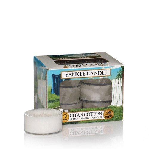 TEALIGHT CLEAN COTTON