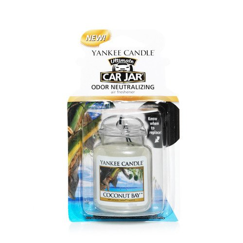 CAR JAR ULTIMATE COCONUT BAY